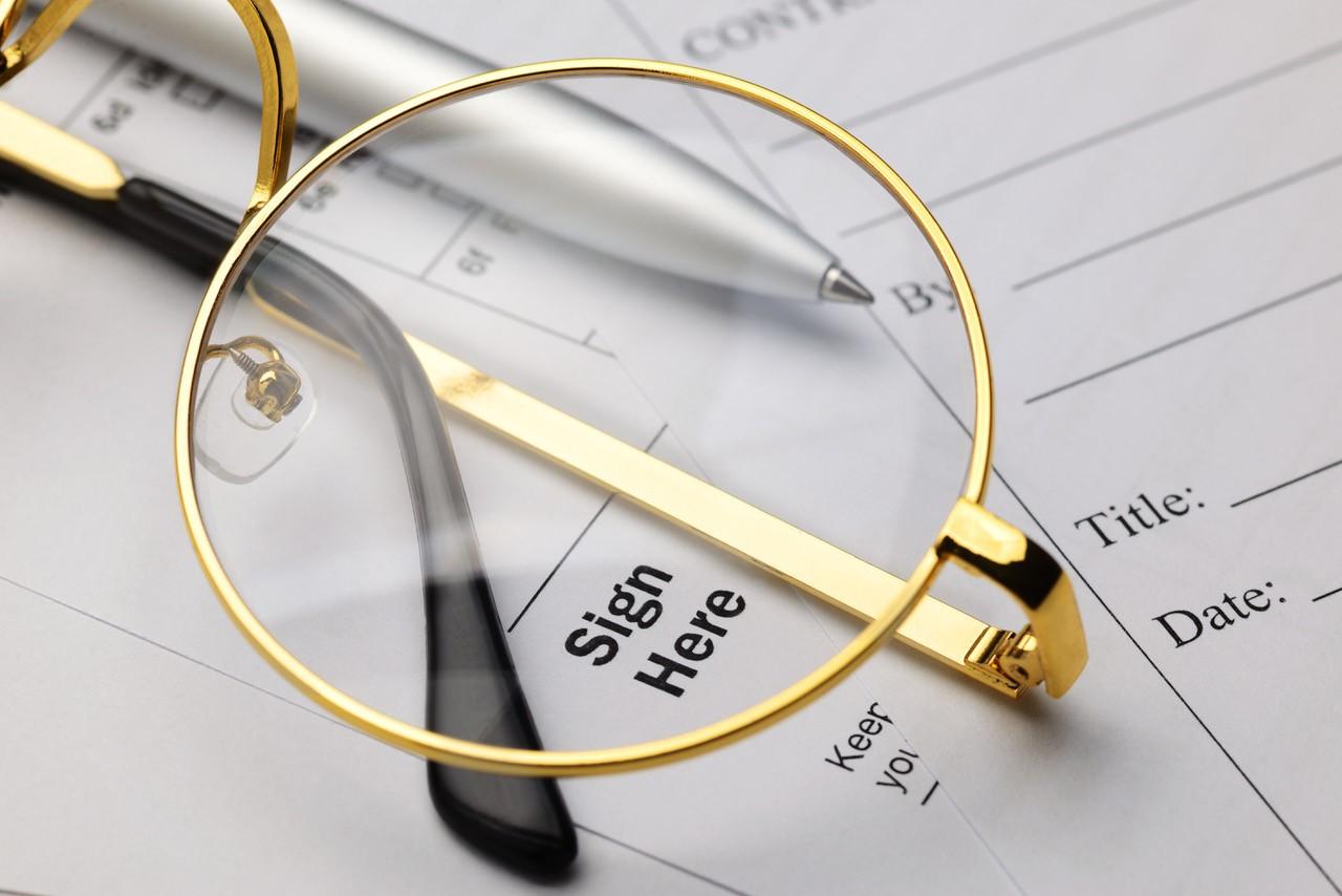 glasses loan